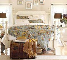 Cream Life: Camera da letto: ispirazioni in corso