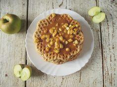 Jablkové wafle so škoricou Macaroni And Cheese, Ethnic Recipes, Food, Mac And Cheese, Essen, Meals, Yemek, Eten