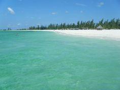 Isla de Pasion: Beautiful Beach