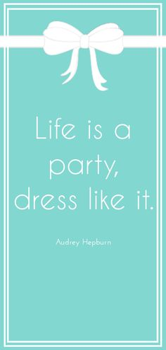 Audrey Hepburn Bridal Shower Invitation