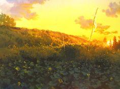 「トトロの森を描いた人」-男鹿和雄展☆: 晴れときどきドロップ
