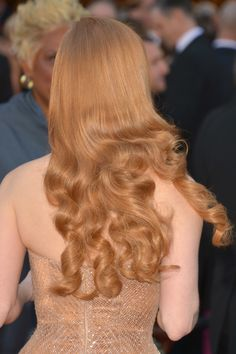 Jessica Chastain - Hair Inspiration (via Bridetobe.com)
