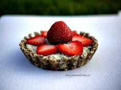 Amy's piece of cake: Raw jordgubbspaj - Raw Strawberry Pie