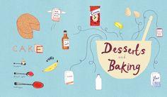 Baking - Harriet Russell