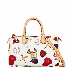 Cardinals!! Dooney & Bourke: Classic Satchel