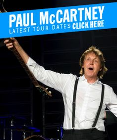 UPDATED: Pre-Sale Details / Vienna Date Added To 'Out There!' Tour - Paul McCartney Official Website