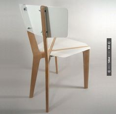 Nice! - 'naked chair' by outofstock design. | Check out more ideas for chairs at DECOPINS.COM | #chairs #chair #masterbathrooms #bedroom #bedrooms #bathroom #bathrooms #homedecor #beds #interiordesign #home #homedecoration #design