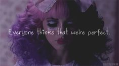 Dollhouse by Melanie Martinez is an absolutely flawless song. There's just so much meaning. And the music video is AMAZING; if you've never seen it GO WATCH NOW.