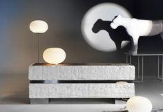 Modello D114. Patina maestrale in latte #legno #quercia #patina #latte #qualità #handmade #marchetti #design #madie #credenze #arredo #fossile #artigiani #