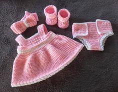 Baby born kledingsetje