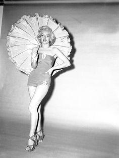 MARILYN MONROE 1950s