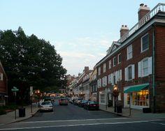 Princeton, NJ Palmer Square