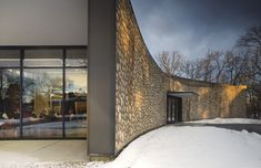 The Arcus Center for Social Justice in Kalamazoo, Michigan by Studio Gang  Inclusion, openness and dialogue resonate throughout Jeanne Gang's Arcus Center for Social Justice Leadership