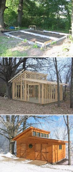 DIY Storage Shed Plans - CLICK THE PICTURE for Various Shed Ideas. #shed #sheddesigns