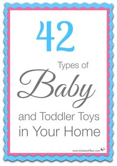 42 Types of Baby and
