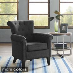 Shop for Madison Park Timmy Tufted Club Chair. Get free shipping at Overstock.com - Your Online Furniture Outlet Store! Get 5% in rewards with Club O!