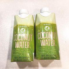 Coconut Water, Agua De Coco
