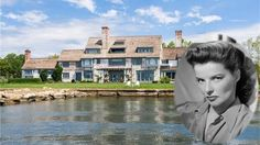 It's back! Katharine Hepburn's former estate first appeared on the market in 2011, but was taken off the market in 2014, after three years without a buyer.