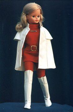 """Poupée Bella """"Cathie"""" 1967 complètement neuve"""
