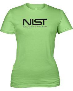 NIST Lady's Tee