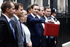 U.K.'s Budget Master Plans for More Pain.