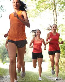 Run and Walk Faster for More Results - Whole Living Fitness