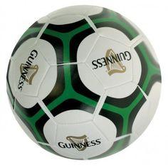 NOS FOOTBALL GUINNESS ALE SOCCER BRAND NEW!