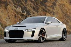 Audi readying 650-hp Sport Quattro Concept for Frankfurt