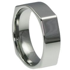 square mens tungsten rings  $159