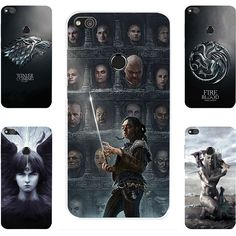 Fashion GOT Game Of Throne House Stark Lannister Targaryen Hard PC Painting Case For Huawei Lite 2017 Cell Phone Printed Case - Direwolf Shop Direwolf Shop Got Game Of Thrones, Game Of Thrones Houses, Sony Xperia Z3, Samsung Galaxy S4, Pc Cases, Iphone Cases, Maison Stark, Honor Bee, Microsoft