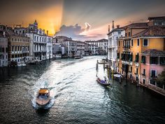Venice, Italy. On day I'll Go there