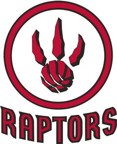 Toronto Raptors Alternate Logo 2009-2012