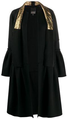 Bell Sleeves, Bell Sleeve Top, Ferrat, Vintage Black, Blouse, Long Sleeve, Tops, Women, Fashion