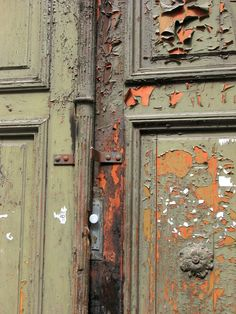 Door in Decay