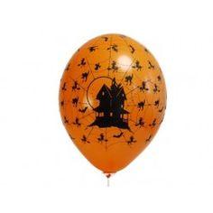 """Organizujecie """"straszną Imprezę"""" ?   Nasze balony na Halloween już się pompują Helem, gotowe do odbioru w naszym sklepie.   Jako pierwszy Balon Halloween - Super Straszny Balon Nawiedzony Dom - Gumowy Wielkość: 30 cm (12 cali).   Będzie świetnie prezentował się na Twojej imprezie halloweenowej  http://www.niczchin.pl/balony-z-helem-dla-dzieci-krakow/1950-balon-halloween-nawiedzony-dom-balon-lateksowy.html  #balony #balonyzhelem #balonhalloween #halloween #zabawki #niczchin #krakow"""