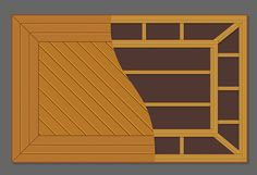 Framed diagonal layout - Best Decking Pattern and Design - Flooring Piclodge Deck Building Plans, Building A Porch, Wood Deck Plans, Cabana, Deck Patterns, Pattern Ideas, Deck Framing, Patio Deck Designs, Floating Deck