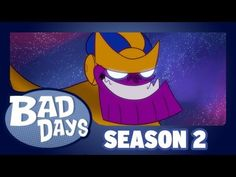 The Mad Titan Thanos just wants a little love, and nothing guarantees a bad day more than that...