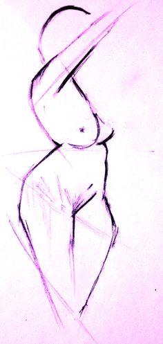 purple body