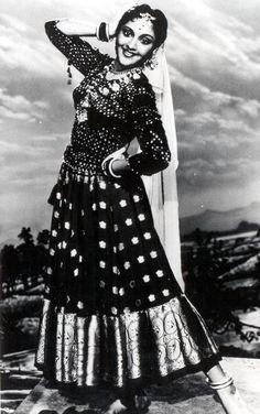 Carlito's Blog *~*~*~*~*~: Vyjayanthimala - dance champion of Indian cinema