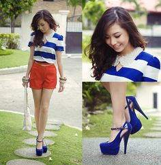 nautical (kryz u) - love her style!
