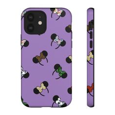 Take Your Mouse Ears Everywhere With This Mouse Ears iPhone Case - Decor - Disney Phone Cases, Cool Phone Cases, Iphone Cases, Mickey Balloons, Space Mountain, Cell Phone Covers, Love To Shop, Mouse Ears, Disney Style