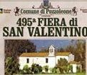 2014 - Fiera di San Valentino, Saint Valentine Fair -Feb. 7-8 and Feb. 14-16; local products indoor exhibit and sale; free guided tours to the bell-tower; live music and dancing; carnival rides.