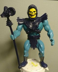 Custom action figures by Stolf - Skeletor
