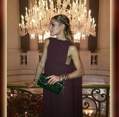 Olivia Palermo's Dinner for Analeena