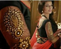 Elegant blouse on beautiful U..