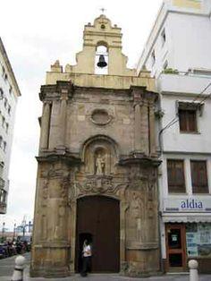 a church in Algeciras - © Robert Bovington  http://bovingtonphotosofspain.blogspot.com.es/2013/07/algeciras.html