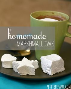 How to home made marshmallows