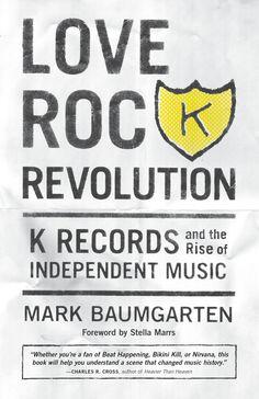 Love Rock Revolution - Mark Baumgarten