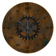 ==>>Big Save on          Old Rusted Look Wall Clock           Old Rusted Look Wall Clock you will get best price offer lowest prices or diccount couponeThis Deals          Old Rusted Look Wall Clock Online Secure Check out Quick and Easy...Cleck Hot Deals >>> http://www.zazzle.com/old_rusted_look_wall_clock-256284279565708087?rf=238627982471231924&zbar=1&tc=terrest