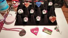 New creations made by Punk In Pink #polymerclay